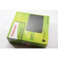 Внешний накопитель Toshiba Canvio Basics 1TB, Новый
