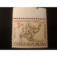 Чехия 1995 борьба