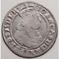 Пруссия 6 грош 1666