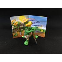 Растишка. Фигурка из серии Дино: профессии II / Dino Characters II (2008)