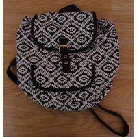 Женский стильный рюкзак Voodoo Dolls WA585