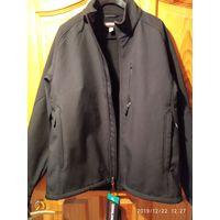 Kirkland Signature Men's Softshell Jacket, Black
