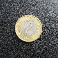 2 злотых 2007 Польша