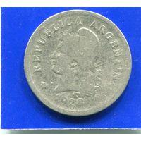 Аргентина 10 сентаво 1928