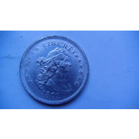 Монета США 1801г. (копия) распродажа