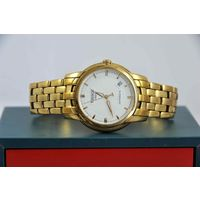 Швейцарские часы TISSOT BALLADE III GOLD TONE AUTOMATIC DATE R463/363 (муж.,механика,оригинал)