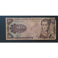 Венесуэла. 10 боливаров 1981