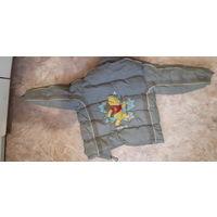 Куртка детская Дисней, на 5 лет
