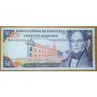 50 боливаров 1995 года - Венесуэла - UNC