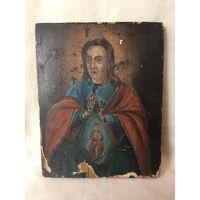 Икона Помощница в родах. Образ Пр. Богородицы.