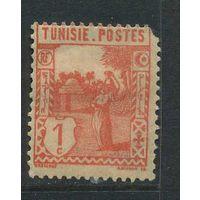 Тунис 1с 1926-46гг
