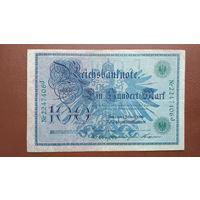 Германия / 100 mark / 1908 год / Ro-34