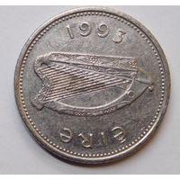 Ирландия 10 пенсов 1993 г