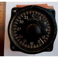 Авиационный прибор  ЗУК-1к. Задатчик угла карты