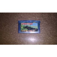 Картридж GameBoy Advance Doncey Kong Country на русском