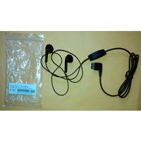 Самсунг наушники / хэндс-фри Original Samsung OEM Black Stereo Headset Handsfree AAEP485MBE (GH59-07345A) EHS497QOME