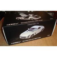 Mercedes Benz SLS AMG Coupe Norev 1:18