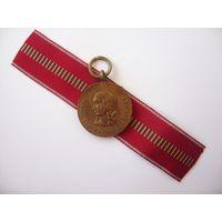 """Румыно-германская медаль """"За борьбу с коммунизмом"""". Производство Румыния. Оригинал. Арт 65."""