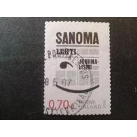 Финляндия 2006 газета