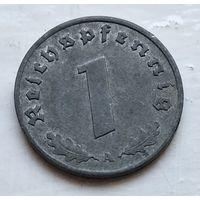"Германия - Третий рейх 1 рейхспфенниг, 1941  ""A"" - Берлин 4-10-9"