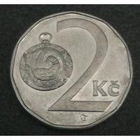 Чехия 2 кроны 1994