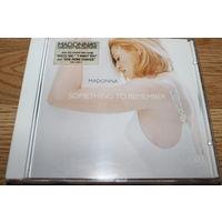 Madonna - Something To Remember - CD