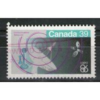 Канада. Михель- 989. Гашеная