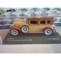 CADILLAC V16 LWB Imperial Sedan 1930 1/43.
