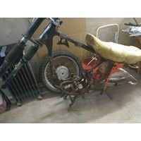 Рама к мотоциклу CZ