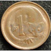904:  1 цент 1982  Австралия бронза