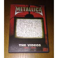 Metallica - The Videos (1989 - 2004) DVD