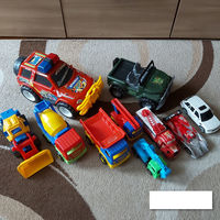 Машины 10 штук