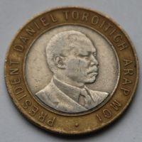 Кения, 10 шиллинг 1994 г