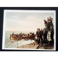 Первая мировая война, подводная лодка, карточка, распродажа
