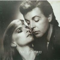Paul McCartney /Press To Play/1986, EMI, LP, EX, Holland