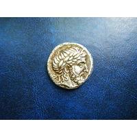 Тетрадрахма Филипп 2 Македонский 359-336 г. до н.э. Отец Александра Македонского.