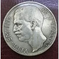 Италия 10 лир 1929. Редкость