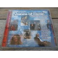 CD - Разные исполнители - Visions of music. World jazz - Enja Records, Germany