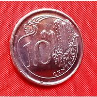 04-16 Сингапур, 10 центов 2013 г.