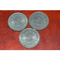 Мальта 5 центов