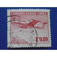 Чили 1960 г. Авиация.