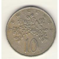 10 центов 1982 г.