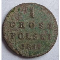 1 грош польский 1817