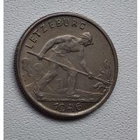 Люксембург 1 франк, 1946 6-2-12