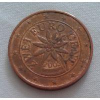 2 евроцента, Австрия, 2005