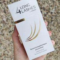 Сыворотка для роста бровей Long4Lashes