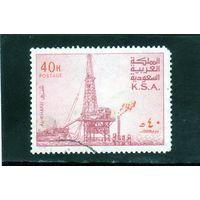 Королевство Саудовская Аравия.Ми-601. Нефтяная установка Аль Хафи. 1976.
