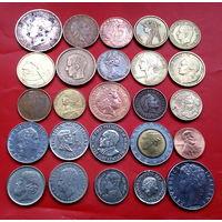 25 портретных монеток без повторов. #14 Старт с 10 копеек.