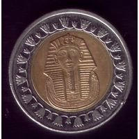 1 Фунт 2010 год Египет