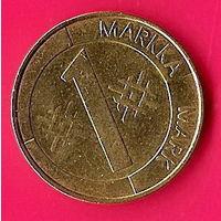 38-18 Финляндия, 1 марка 1993 г.
